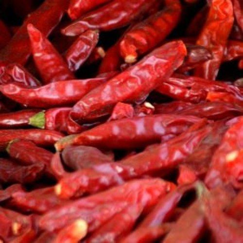 Gedroogde Pepers