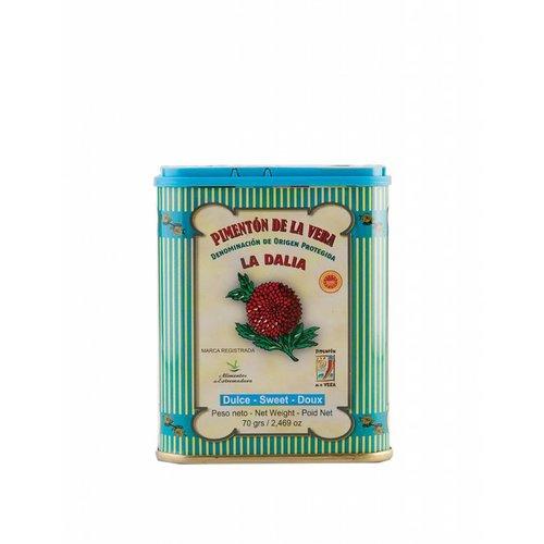 La Dalia Smoked Paprika Sweet, 70g