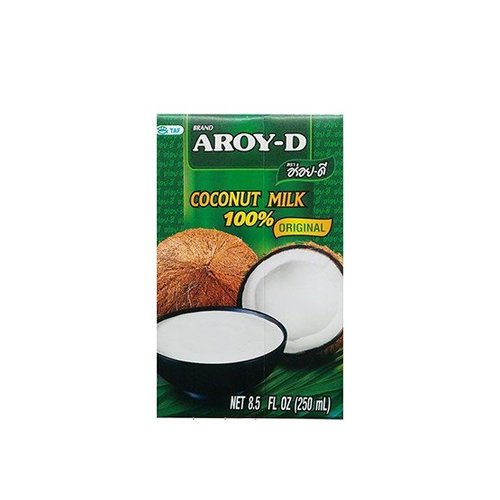 Aroy-D Original Coconut Milk, 250ml