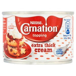 Carnation Thick Cream, 170g