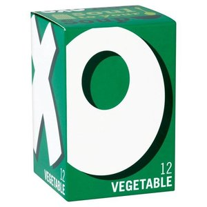 OXO Vegetable Cubes, 71g