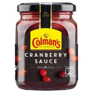 Colman's Cranberry Sauce, 165g