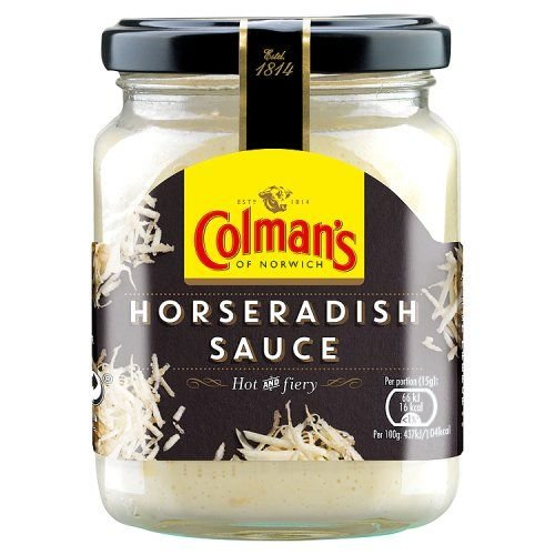 Colman's Horseradish Sauce, 136g
