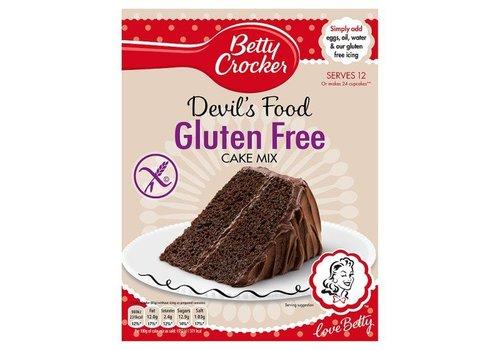 Betty Crocker Gluten Free Devil Food Cake Mix, 425g