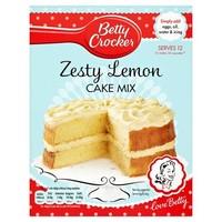 Zesty Lemon Cake Mix, 425g