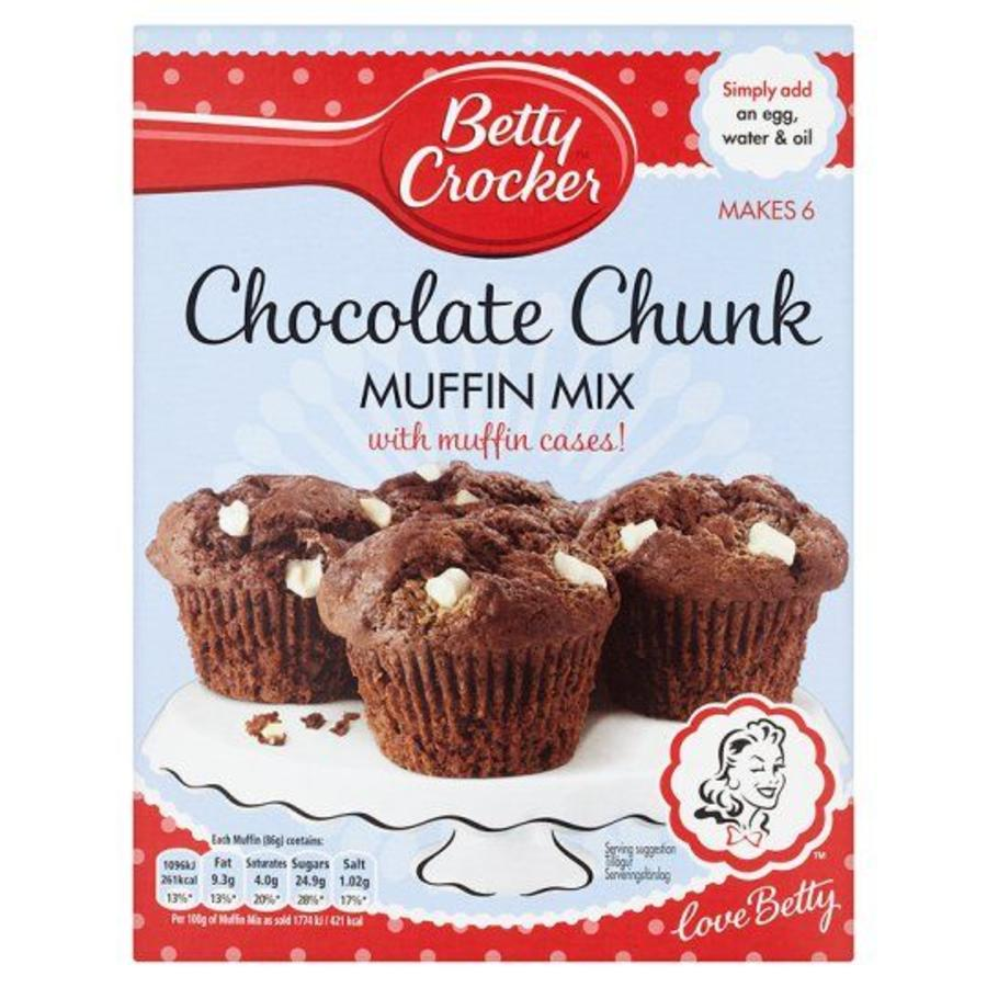 Chocolate Chunk Muffin Mix, 335g