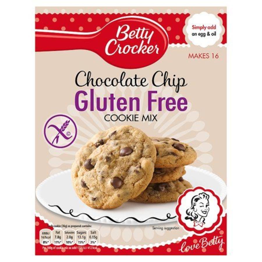Gluten Free Chocolate Chip Cookie Mix, 453g