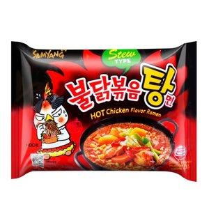 Samyang Hot Chicken Flavor Ramen Stew Type, 145g