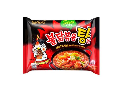 Samyang Hot Chicken Flavor Ramen Stew Type, 145g