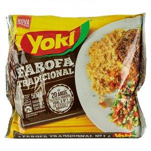 Yoki Farofa Tradicional, 500g