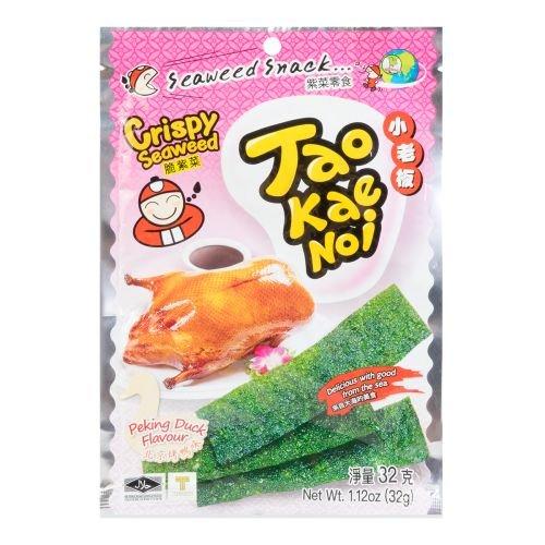Tao Kae Noi Crispy Seaweed Peking Duck Flavour, 32g