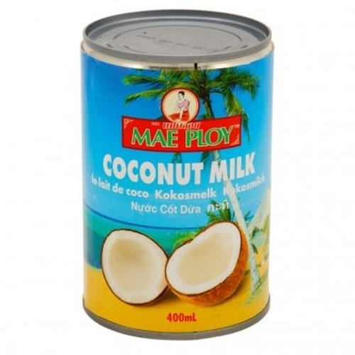 Mae Ploy Coconut Milk, 400ml