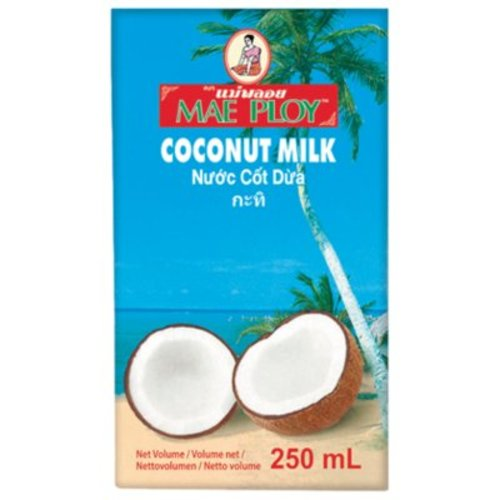Mae Ploy Coconut Milk UHT, 250ml