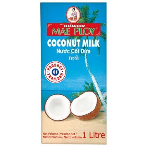 Mae Ploy Coconut Milk UHT, 1L