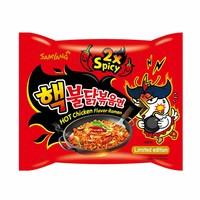 Hot Chicken Ramen 2x Spicy, 140g