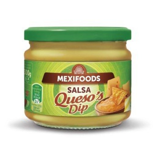 Mexifoods Salsa Queso's Dip, 300g