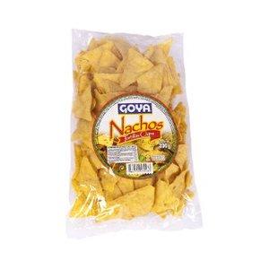 Goya Nachos Tortillas Chips, 200g THT: 6/10/21