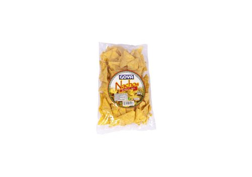Goya Nachos Tortillas Chips, 200g