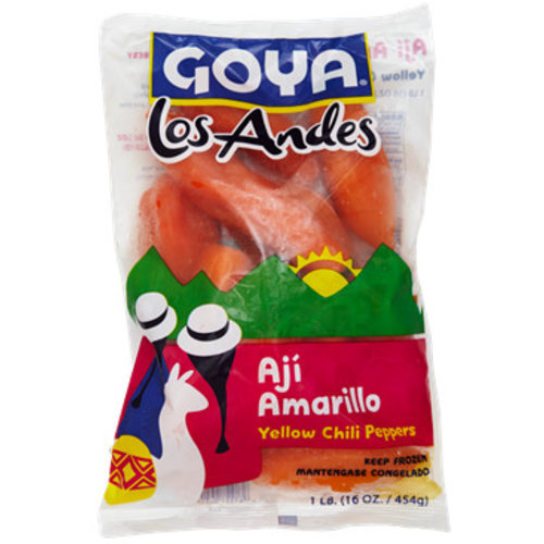 Goya Aji Amarillo (diepvries), 500g