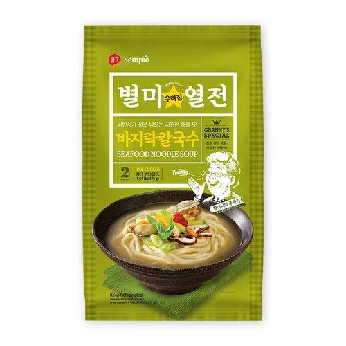 Sempio Sempio Seafood Noodle Soup, 436g