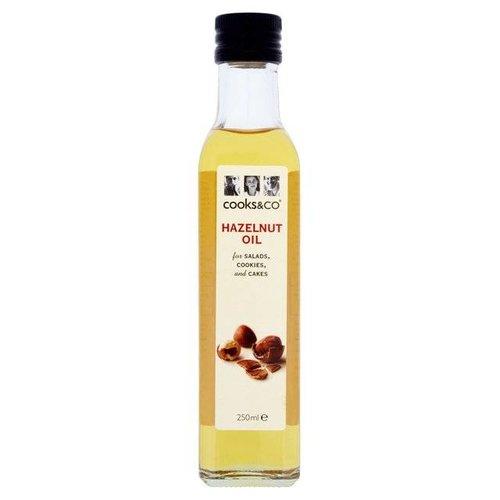 Cooks&co Hazelnut Oil, 250ml