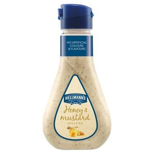 Hellmann's Honey Mustard Dressing, 210 ml