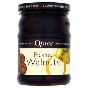 Opies Pickled Walnuts, 390g