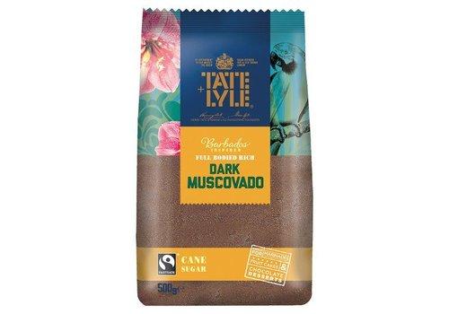 Tate & Lyle Dark Muscovado Sugar, 500g