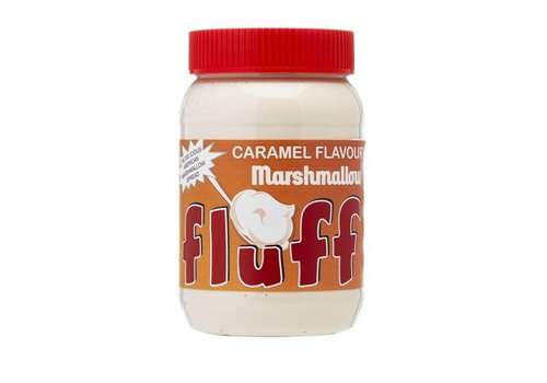 Fluff Caramel Marshmallow, 213g