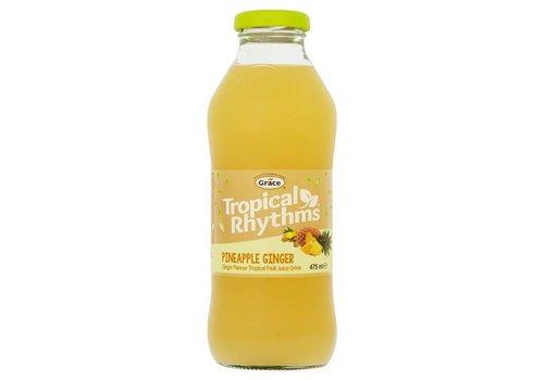 Grace Pineapple Ginger drink, 475ml