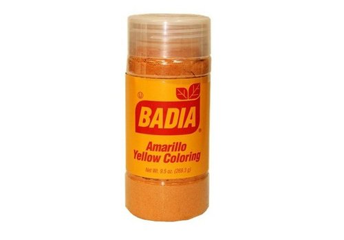 Badia Yellow Coloring, 49g