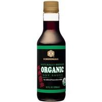 Organic Soy Sauce, 296ml