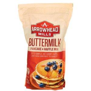 Arrowhead Mills Buttermilk Pancake & Waffle Mix, 737g