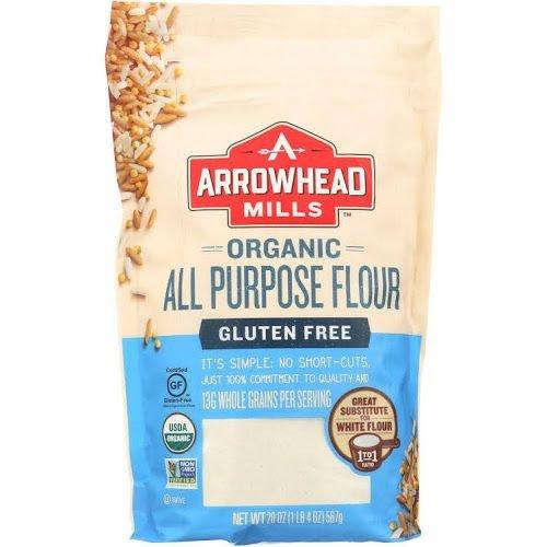 Arrowhead Mills Organic Gluten Free Flour, 567g