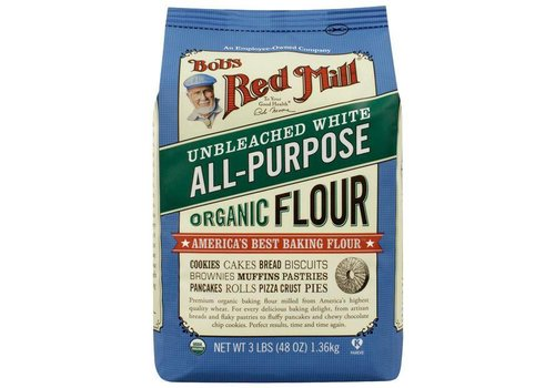 Bob's Red Mill All Purpose Organic Flour, 1.36kg