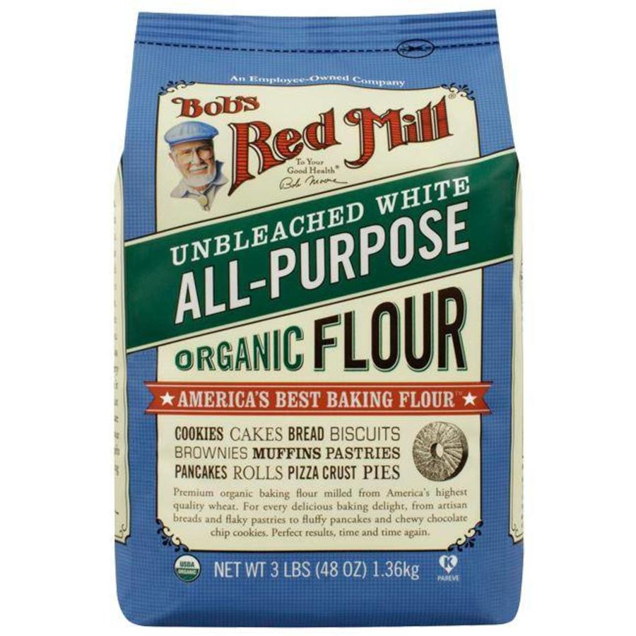 All Purpose Organic Flour, 1.36kg