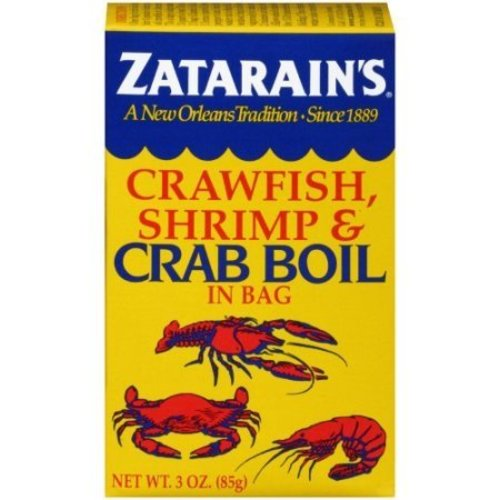 Zatarain's Crab Boil, 85g