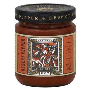 Desert Peper Salsa Diablo, 454g
