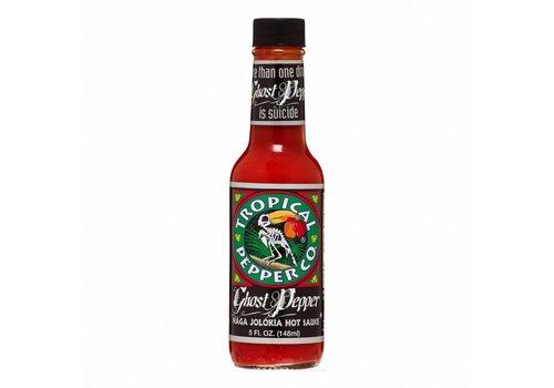 Tropical Pepper Co Naga Jolokia Hot Sauce, 148ml