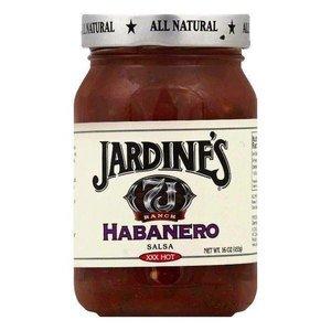 Jardines Salsa Habanero, 453g