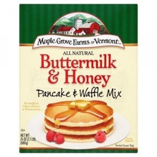 Maple Grove Farms Buttermilk & Honey Pancake Mix, 681g