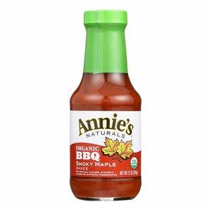 Annie's Organic Smoky Maple BBQ Sauce, 240g