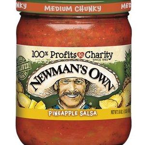 Newman's Own Pineapple Salsa, 453g