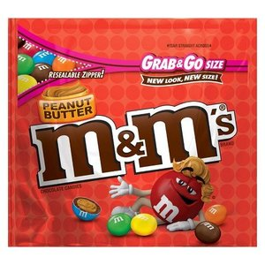 M&M Peanut Butter Grab & Go, 141g
