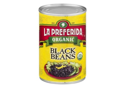 La Preferida Organic Refried Beans, 425g