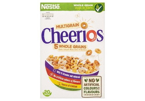Nestle Cheerios Multigrain, 375g