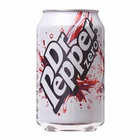 Dr. Pepper Zero, 330ml