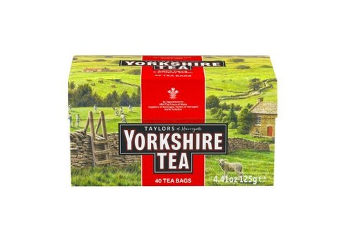 Taylors Yorkshire Tea, 40s
