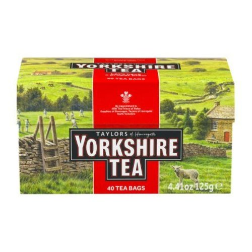 Taylors Yorkshire Tea, 40s