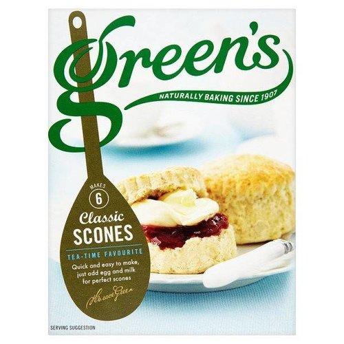 Greens Classic Scones, 270g